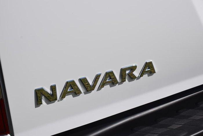 2020 Nissan Navara RX D23 Series 4 White