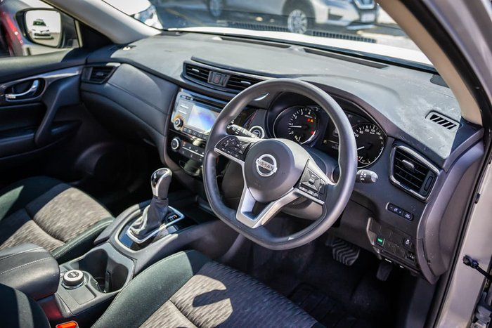 2019 Nissan X-TRAIL ST T32 Series II 4X4 On Demand Silver