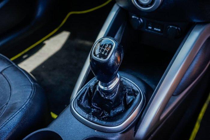 2012 Hyundai Veloster + FS Yellow