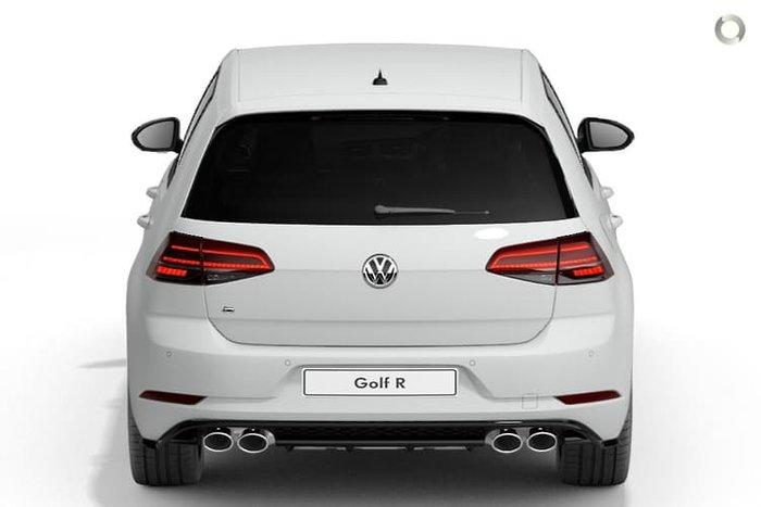 2020 Volkswagen Golf R Final Edition 7.5 MY20 Four Wheel Drive White