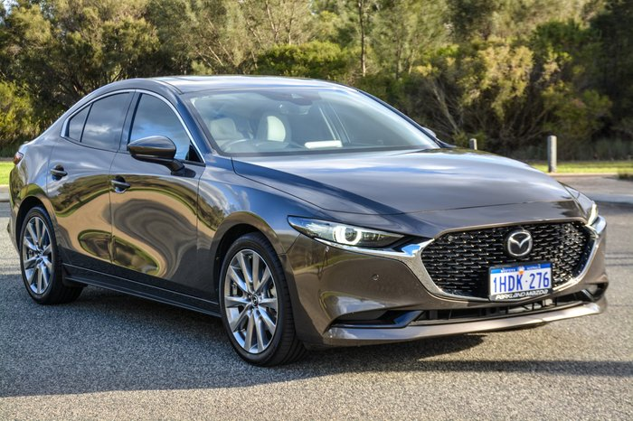 2019 Mazda 3 G25 Astina BP Series Bronze