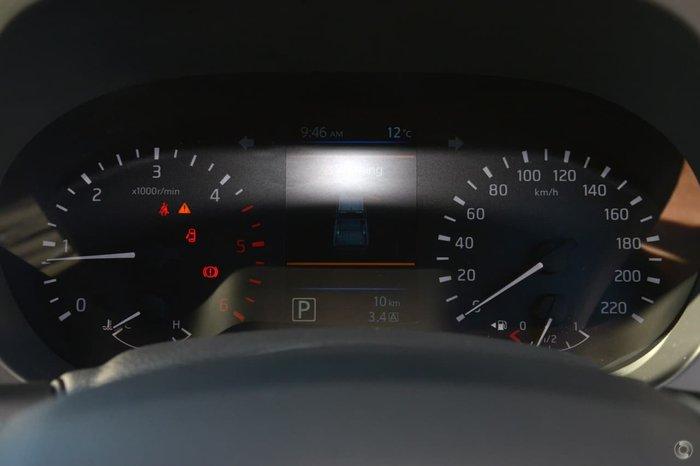 2020 Nissan Navara ST-X D23 Series 4 White