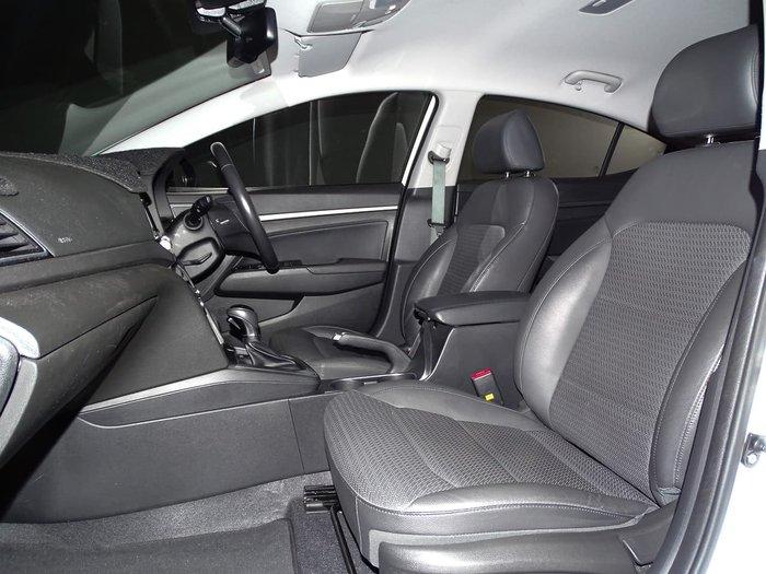 2017 Hyundai Elantra Elite AD MY17 White