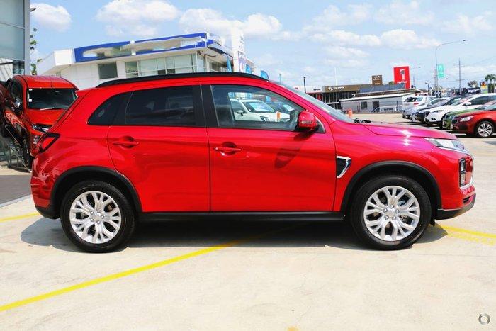 2020 Mitsubishi ASX LS XD MY20 Red