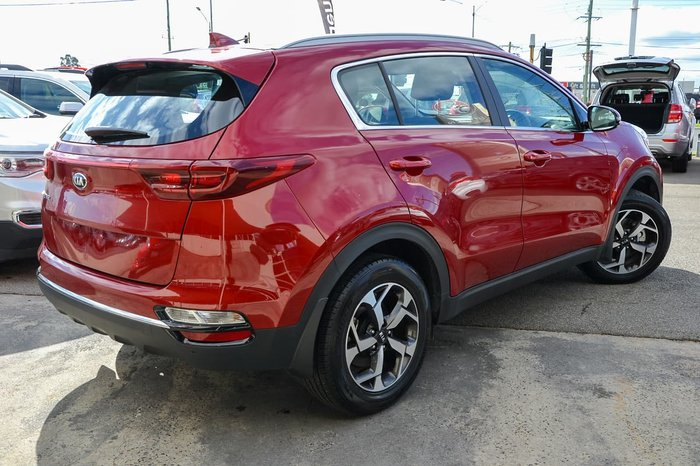2019 Kia Sportage Si QL MY19 Red