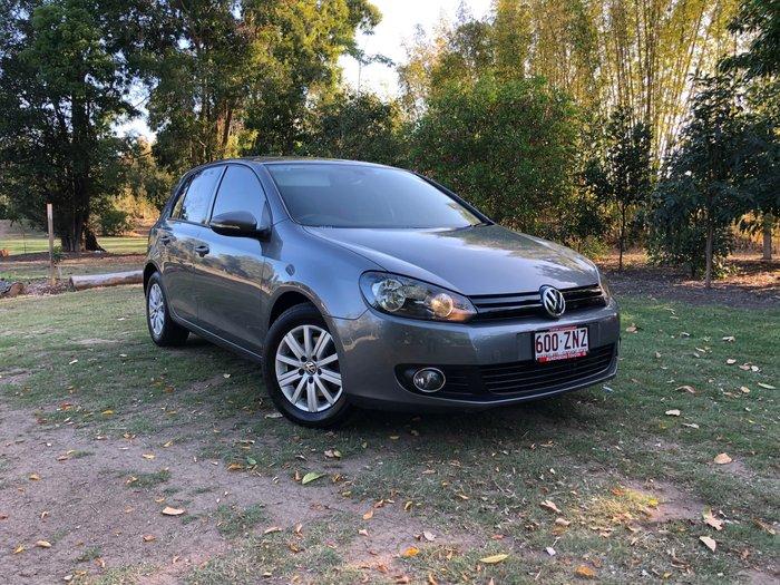 2010 Volkswagen Golf 90TSI Trendline VI MY10 Grey