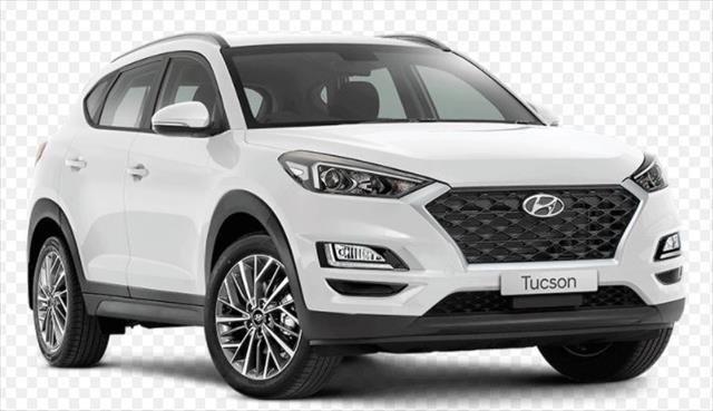 2020 HYUNDAI TUCSON TL4 TUCSON WG ACTIVE X 2.0P AUTO PURE WHITE
