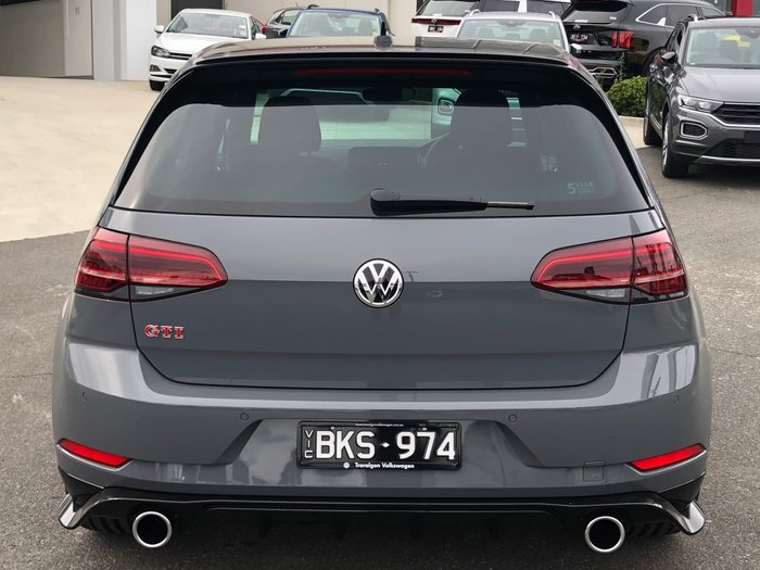 2020 Volkswagen Golf GTI TCR 7.5 MY20 Pure Grey