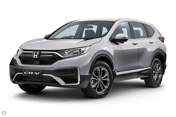 2020 Honda CR-V VTi L AWD RW MY21 4X4 On Demand Silver