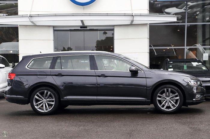 2020 Volkswagen Passat 140TSI Business B8 MY20 Grey