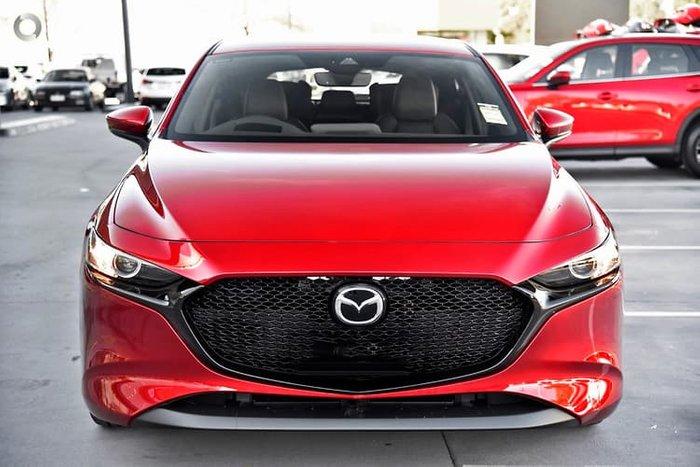 2020 Mazda 3 G25 GT BP Series Red