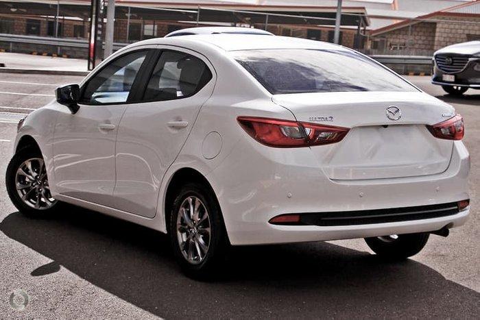 2020 Mazda 2 G15 Pure DL Series White