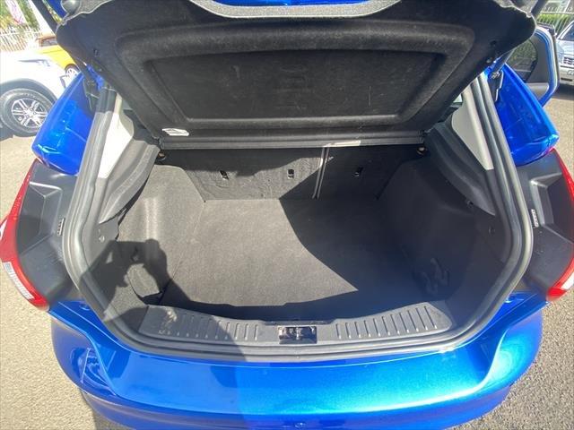 2014 Ford Focus Sport LW MKII Blue