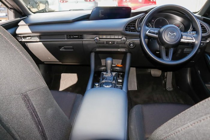 2019 Mazda 3 G20 Touring BP Series Grey