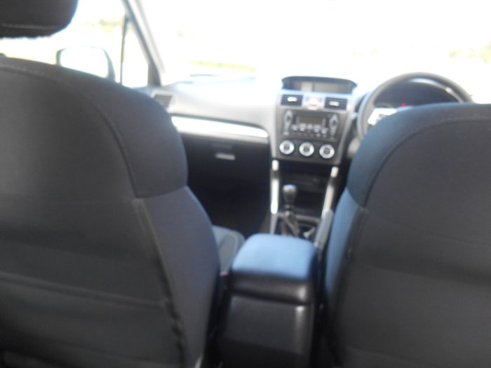 2013 Subaru Forester 2.0i S4 MY13 Four Wheel Drive Silver