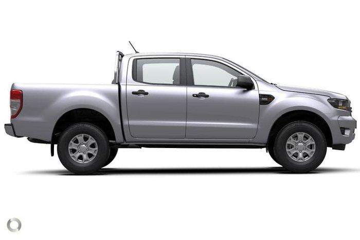 2020 Ford Ranger XLS PX MkIII MY20.75 4X4 Dual Range Aluminium