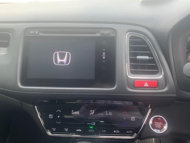 2015 Honda HR-V Limited Edition MY15 White