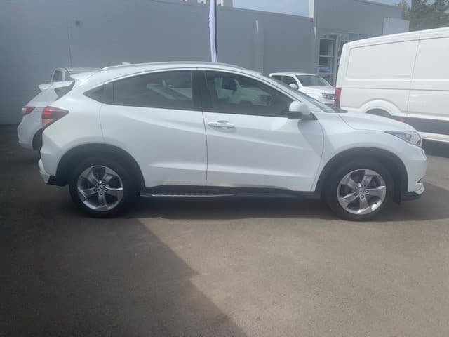 2015 Honda HR-V Limited Edition MY15 White