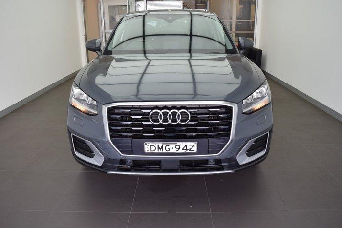 2016 Audi Q2 design GA MY17 Nano Grey