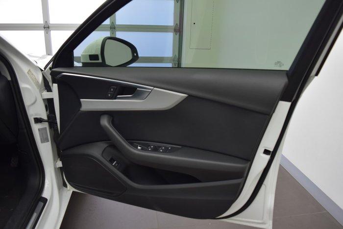 2015 Audi A4 sport B9 MY16 Ibis White