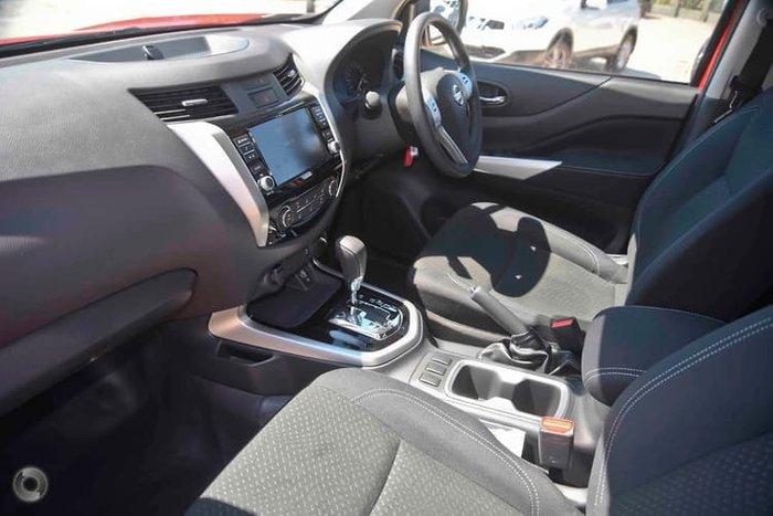 2020 Nissan Navara SL D23 Series 4 4X4 Dual Range Red