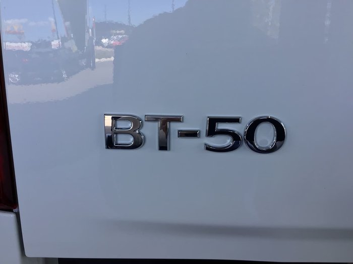2020 MAZDA BT-50 XT TF White