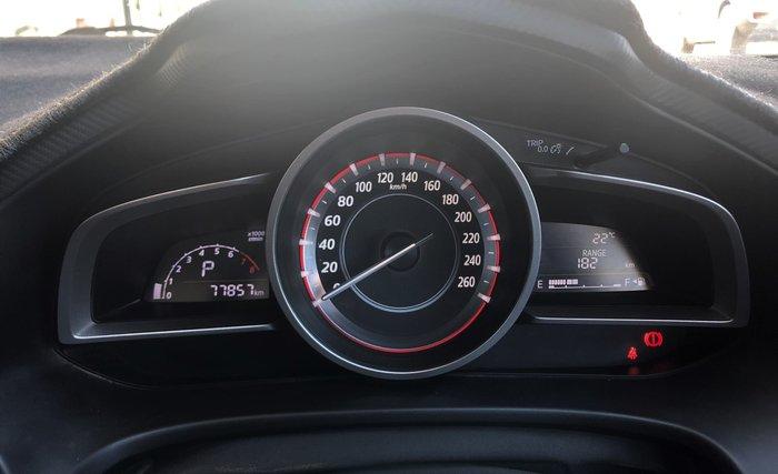 2014 Mazda 3 Touring BM Series Red