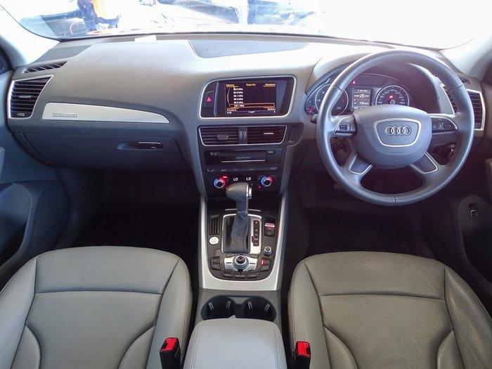 2014 Audi Q5 TDI 8R MY15 Four Wheel Drive Grey