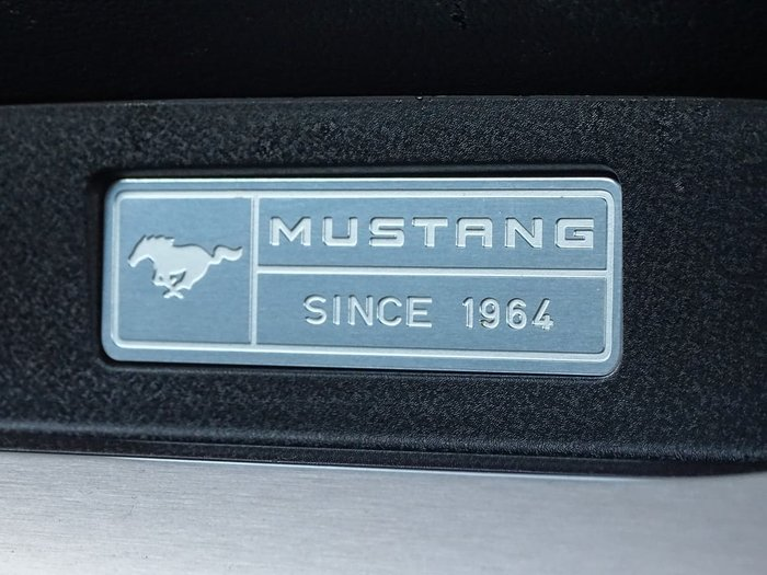 2016 Ford Mustang GT FM MY17 Blue