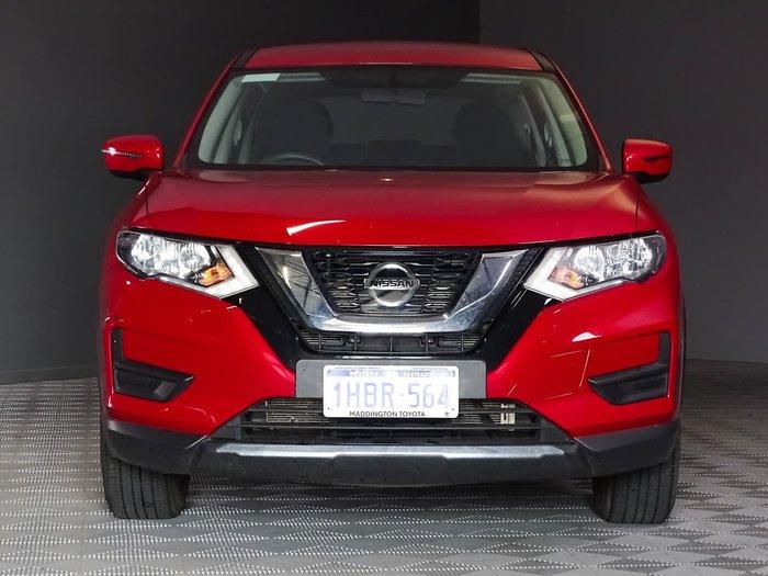 2019 Nissan X-TRAIL ST T32 Series II Red