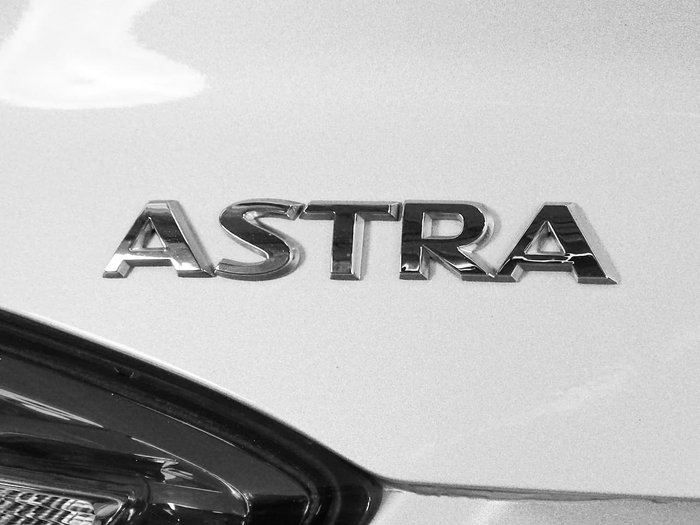 2017 Holden Astra LS+ BL MY17 Silver
