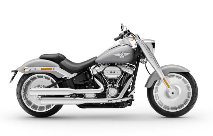 2020 Harley-davidson FLFBS FAT BOY (114) BLACK