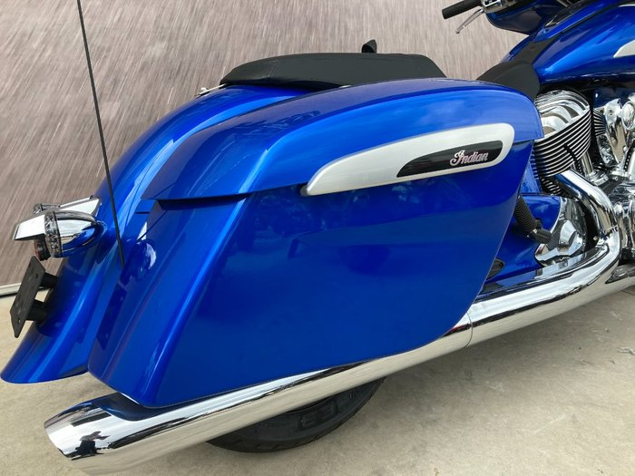 2020 Indian CHIEFTAIN LIMITED BRILLNT BLUE Blue