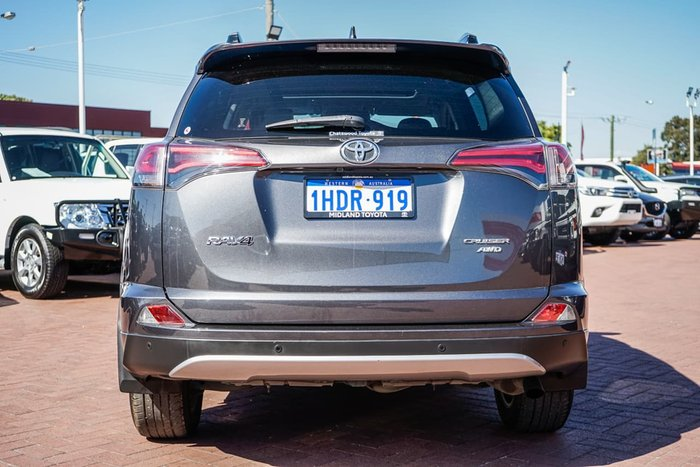 2016 Toyota RAV4 Cruiser ASA44R 4X4 On Demand Grey