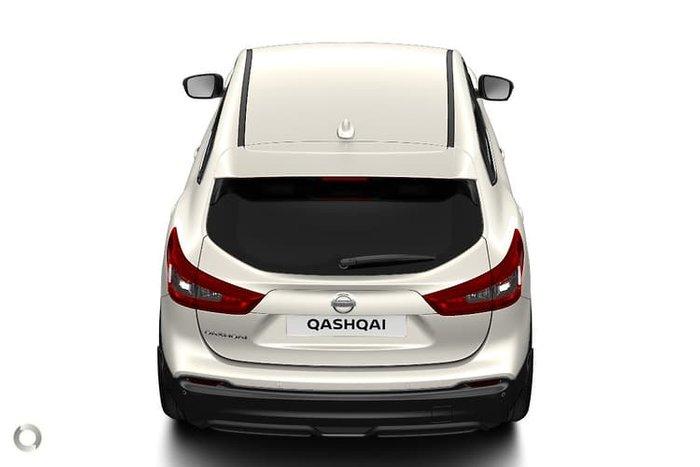 2020 Nissan QASHQAI ST+ J11 Series 3 MY20 White