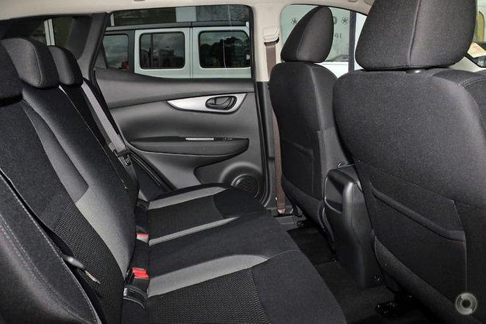 2020 Nissan QASHQAI ST+ J11 Series 3 MY20 Grey