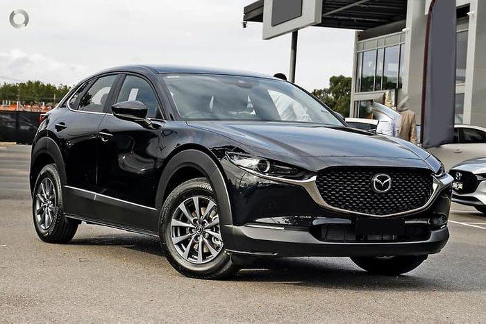 2020 Mazda CX-30 G20 Pure DM Series Jet Black