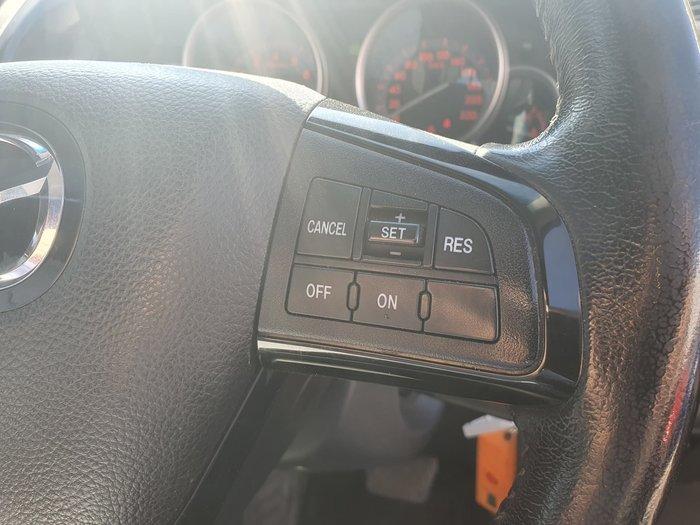 2010 Mazda CX-9 Luxury TB Series 3 MY10 Four Wheel Drive Black