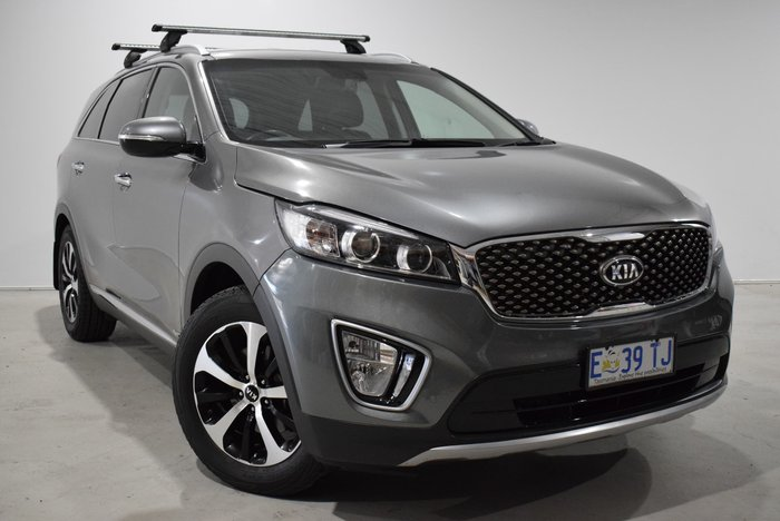 2015 Kia Sorento SLi UM MY15 4X4 On Demand Grey