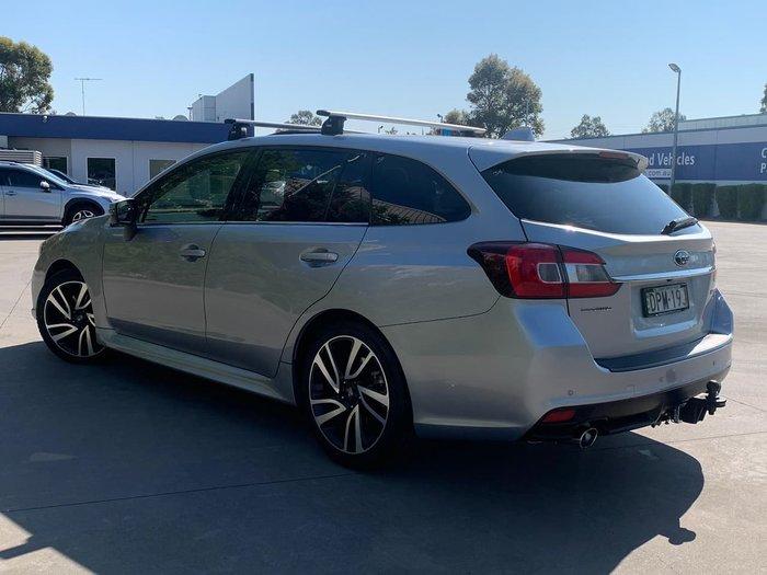 2016 Subaru Levorg 2.0 GT-S V1 MY17 Four Wheel Drive Silver