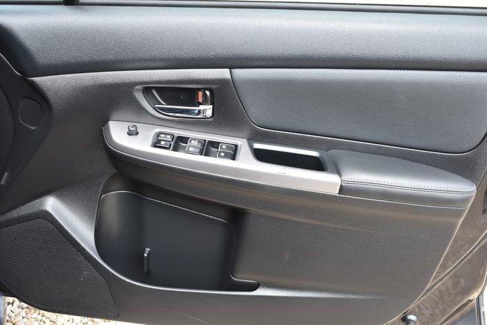2016 Subaru Impreza 2.0i-S G4 MY16 Four Wheel Drive Grey