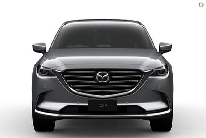2020 Mazda CX-9 GT TC Sonic Silver