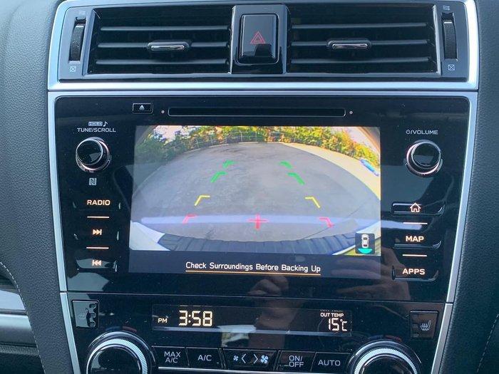 2020 Subaru Outback 2.5i Sports Premium 5GEN MY20 Four Wheel Drive White