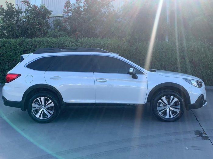 2020 Subaru Outback 2.5i Sports Premium 5GEN MY20 Four Wheel Drive White