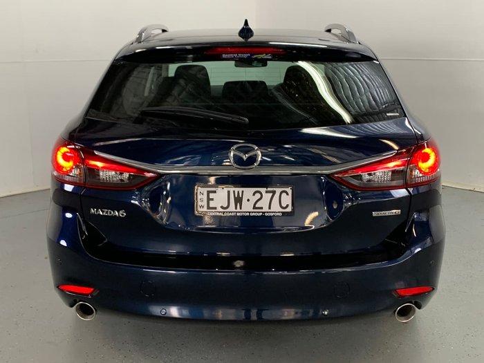 2020 Mazda 6 Sport GL Series Blue