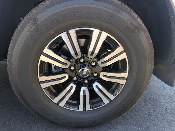 2020 Nissan Patrol Ti Y62 Series 5 MY20 4X4 Dual Range Silver