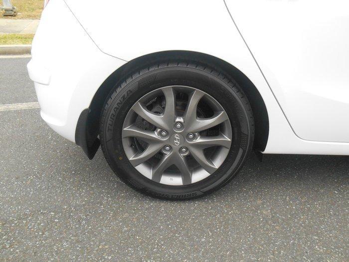 2010 Hyundai i30 Trophy FD MY11 White
