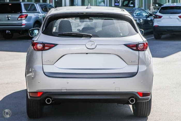 2020 Mazda CX-5 Maxx Sport KF Series Silver