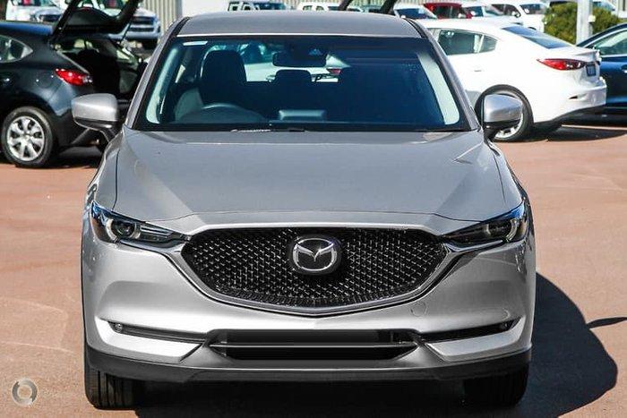 2020 Mazda CX-5 Maxx Sport KF Series Sonic Silver