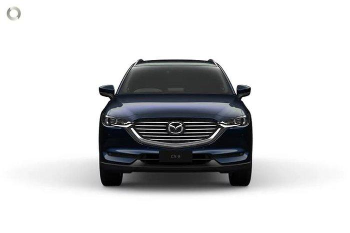 2020 Mazda CX-8 Asaki KG Series 4X4 On Demand Blue